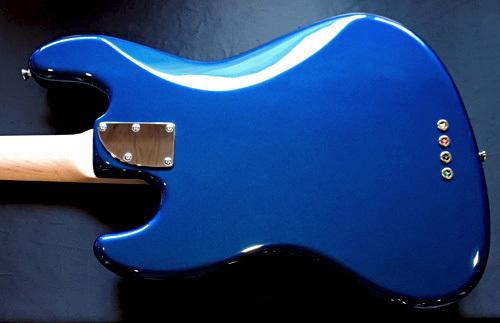 「Blue Ocean MetallicのStandard-J」1本目が完成です!_e0053731_15581967.jpg