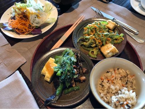 沖縄旅行記#20~リッツカールトン沖縄、グスクで朝食♪_f0207146_19252672.jpg