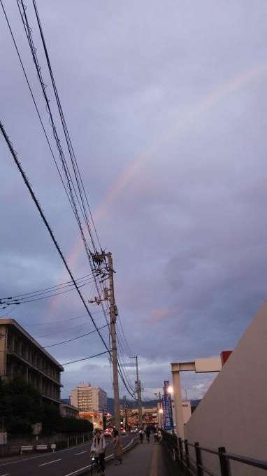 雄郡の虹_b0065555_08043218.jpg