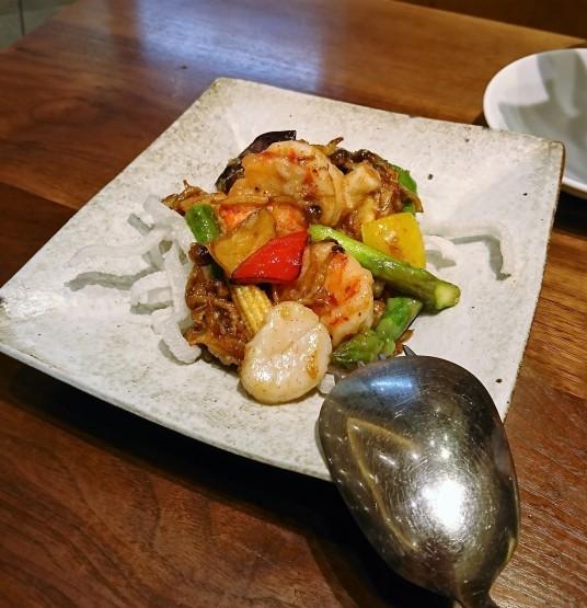 ビーフン料理いろいろ美味しい中華・健民ダイニング六本木店@六本木一丁目_f0337357_14201612.jpg