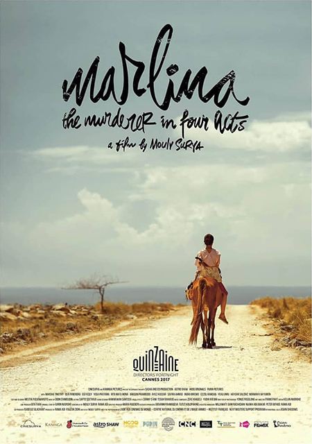 マルリナの明日 / Marlina the Murderer in Four Acts_e0076761_21093536.jpg