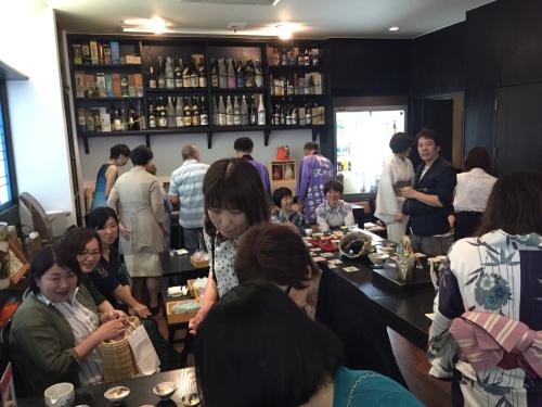 中村真由美  酒と肴と盃の宴  前編_d0235276_19015929.jpg