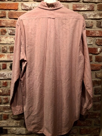"1960-70s "" GANT -SHIRT MAKERS- \"" ALL cotton - OXFD - 三つ留め VINTAGE B/D SHIRTS ※ 明日より 営業再開致します !_d0172088_18501319.jpg"