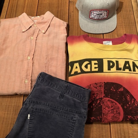 "1960-70s "" GANT -SHIRT MAKERS- \"" ALL cotton - OXFD - 三つ留め VINTAGE B/D SHIRTS ※ 明日より 営業再開致します !_d0172088_21271654.jpg"