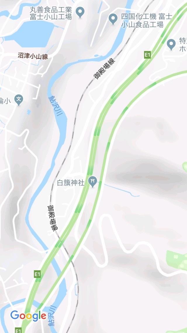 静岡県道365号線の東名高架下にある大穴_d0164691_20202099.jpg