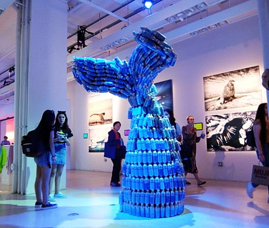NYの「プラスティックの美術館」で考える海洋汚染問題_b0007805_22084616.jpg