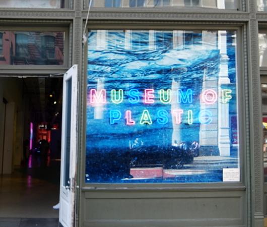 NYの「プラスティックの美術館」で考える海洋汚染問題_b0007805_22092936.jpg