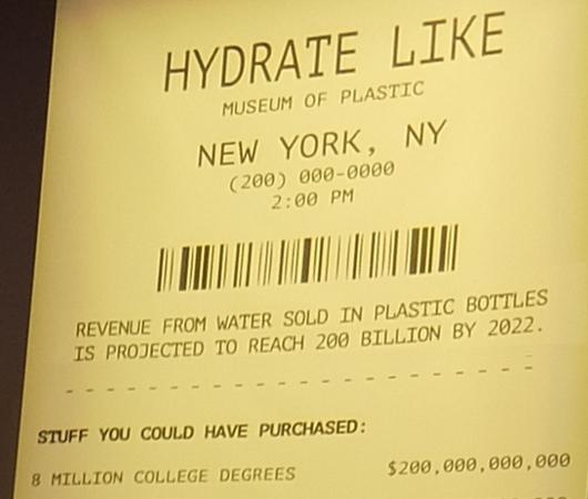 NYの「プラスティックの美術館」で考える海洋汚染問題_b0007805_22095188.jpg