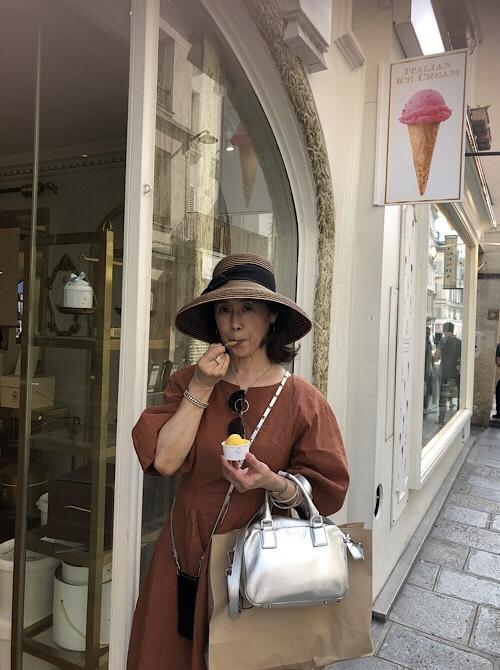 パリ街歩き(๑˘ ³˘๑)•*¨*•.¸¸♪︎_a0213806_22262844.jpeg