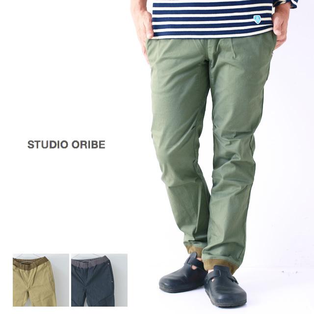 STUDIO ORIBE [スタジオオリベ] NEW RIB PANTS [リブパンツ] [RP03] MEN\'S/LADY\'S_f0051306_11311528.jpg