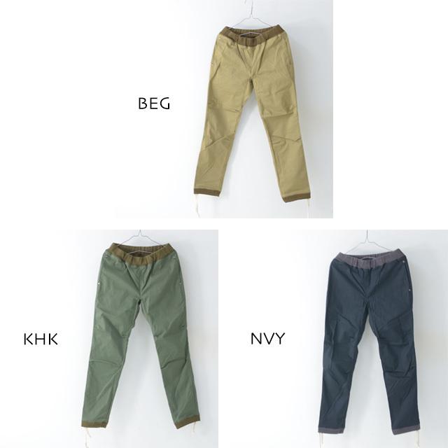 STUDIO ORIBE [スタジオオリベ] NEW RIB PANTS [リブパンツ] [RP03] MEN\'S/LADY\'S_f0051306_11311644.jpg