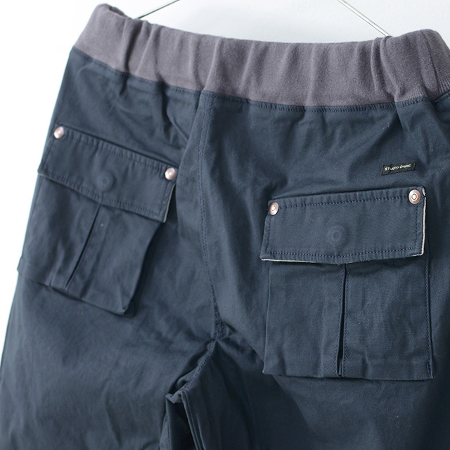 STUDIO ORIBE [スタジオオリベ] NEW RIB PANTS [リブパンツ] [RP03] MEN\'S/LADY\'S_f0051306_11311649.jpg