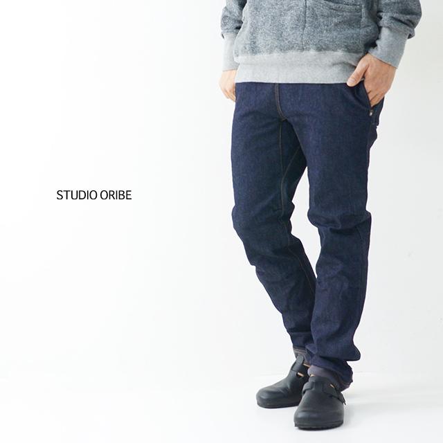 STUDIO ORIBE [スタジオオリベ] NEW RIB PANTS [リブパンツ] [RP15] MEN\'S/LADY\'S_f0051306_11360741.jpg