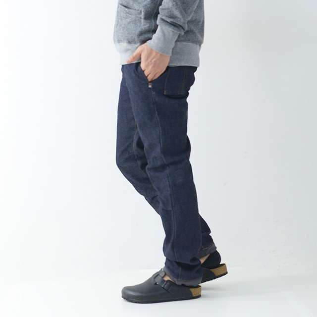 STUDIO ORIBE [スタジオオリベ] NEW RIB PANTS [リブパンツ] [RP15] MEN\'S/LADY\'S_f0051306_11360748.jpg