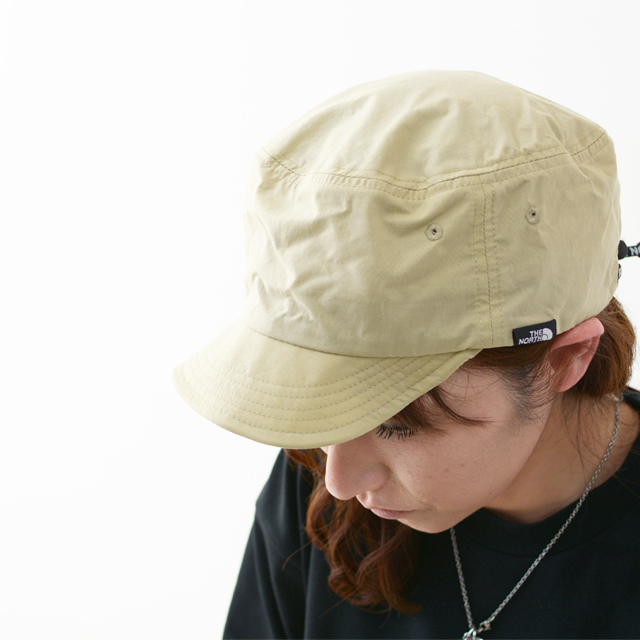 THE NORTH FACE [ザ ノースフェイス正規代理店] Trail Cap [NN01809] トレイルキャップ・フェス・帽子・旅行 MEN\'S/LADY\'S _f0051306_11513252.jpg