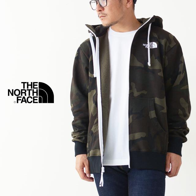 THE NORTH FACE [ザ ノースフェイス正規代理店] Novelty Rearview FullZip Hoodie [NT11957] ノベルティリアビューフルジップフーディ・MEN\'S_f0051306_11550414.jpg
