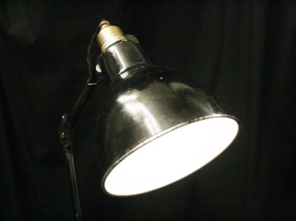 平成最後のヨーロッパ買い付け後記29 買い付け最後の食事はフランスらしくガレット。入荷1920s~GRAS desk lamp No.205 No.305_f0180307_01122131.jpg