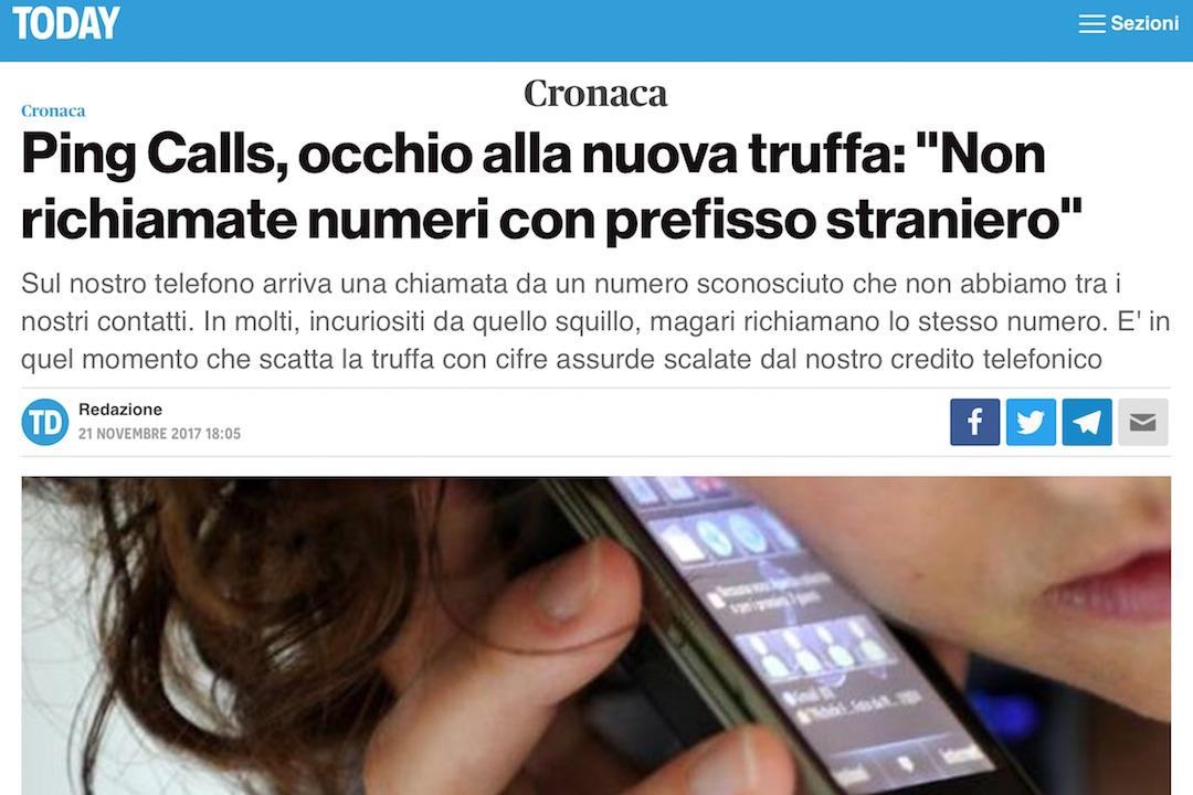 +216 出るな かけるな ワン切り詐欺、イタリア_f0234936_503823.jpg
