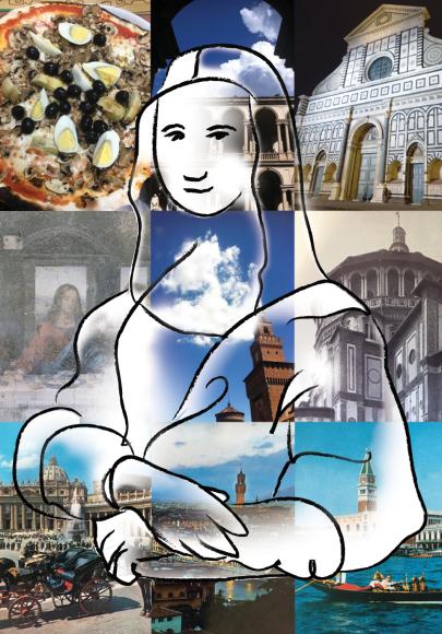 第4回 レオナルドと行くディープなイタリアと出会う旅  IN VIAGGIO CON LEONARDO 2019 VOL. IV_a0281139_10063190.jpg