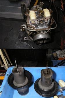 BMW  R80+sidecar    キャブ_e0218639_10323710.jpg