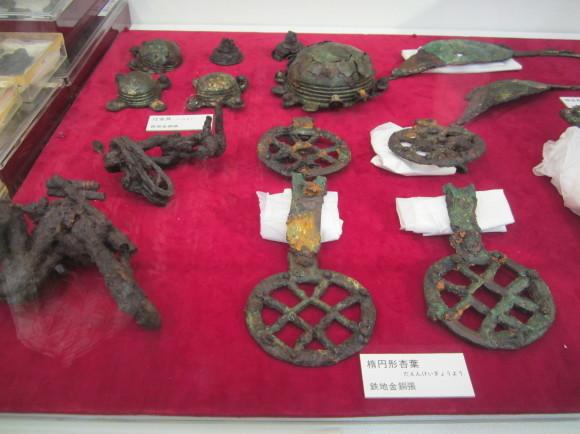 馬鈴を表現した馬形埴輪を持つ古墳の被葬者は王か臣下か_a0237545_23305290.jpg