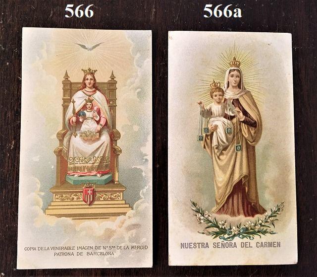 ホーリーカード(聖人のカード、エスタンパ)_f0112550_18480867.jpg