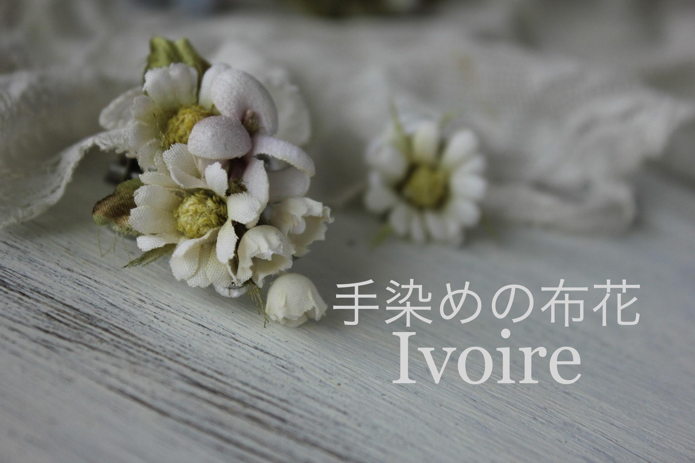 布花アクセサリー...♪*゚_f0372557_10440814.jpeg
