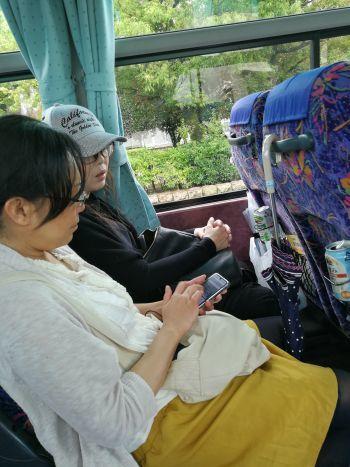 熟女二人連れて大阪へ_a0007462_21205948.jpg