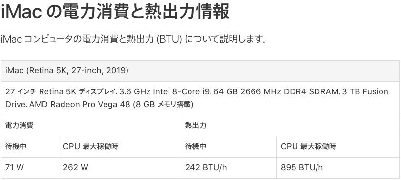 2019/07/12 iMacの消費電力・・・_b0171364_14205634.png