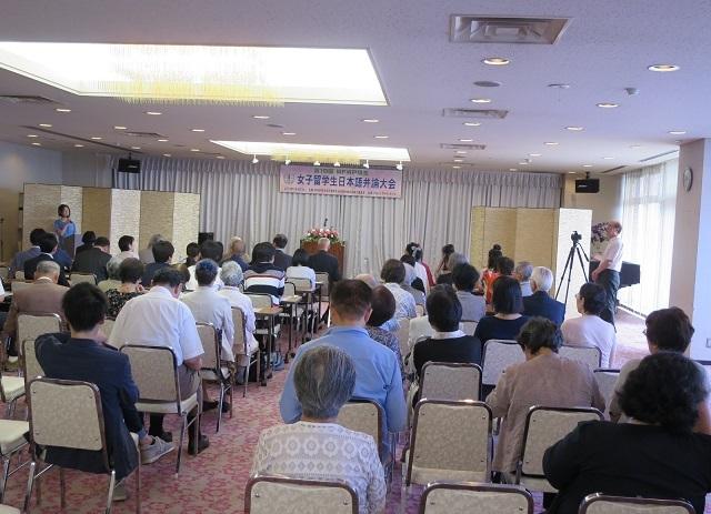 第19回女子留学生日本語弁論大会_b0224770_21521074.jpg