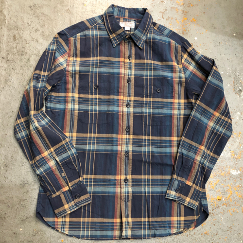 ◇ Dickies Work Shirts Dead Stock ◇_c0059778_19415728.jpg