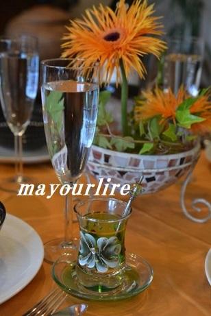5月 マユールライラ テーブルコーディネート&フラワー教室 テーブル編_d0169179_18475733.jpg