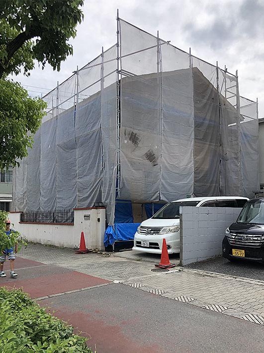 西宮市の住宅プロジェクト_a0212380_15185162.jpg