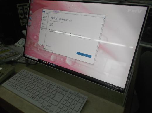 スマホ対応HPの制作をご注文いただきました。素晴らしいパソコンも購入し・・・。_e0364586_21220313.jpg