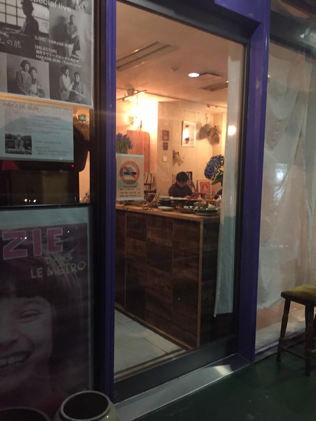 TAO CAFE にて菊池さん飲み_e0115904_20163570.jpg
