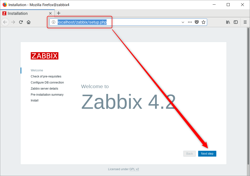 How to setup zabbix4.2 on openSUSE Leap 15.1 セットアップ_a0056607_12125979.png