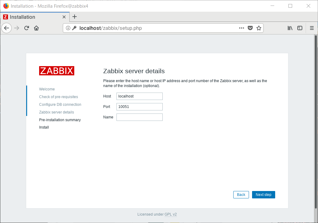 How to setup zabbix4.2 on openSUSE Leap 15.1 セットアップ_a0056607_12145254.png