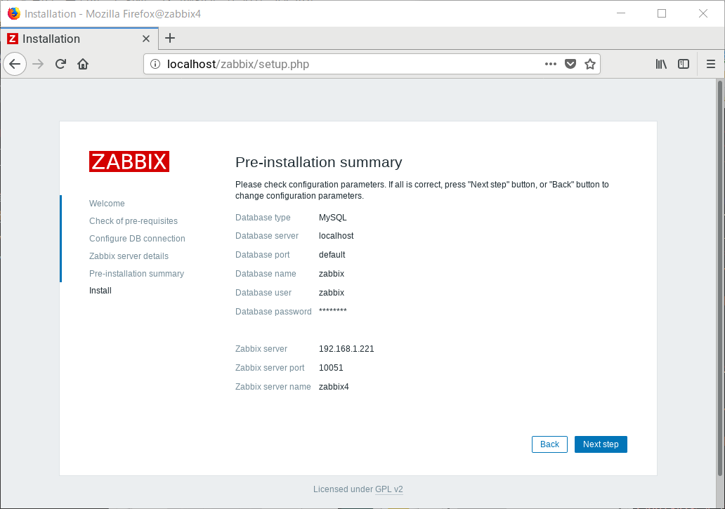How to setup zabbix4.2 on openSUSE Leap 15.1 セットアップ_a0056607_12152015.png