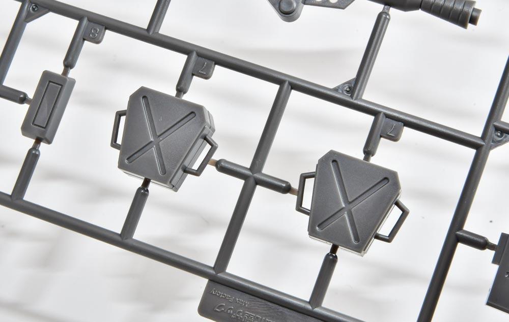 ダグラム再販!! コンバットアーマーマックスキットレビュー#01 『コンバットアーマー ダグラム』&『ダグラム 対空武装強化型ザック装着タイプ』_f0395912_10381439.jpg