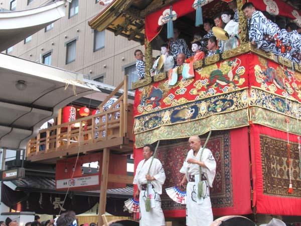 祇園祭 曳き初め_e0048413_21261020.jpg