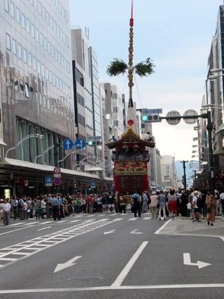 祇園祭 曳き初め_e0048413_21262132.jpg