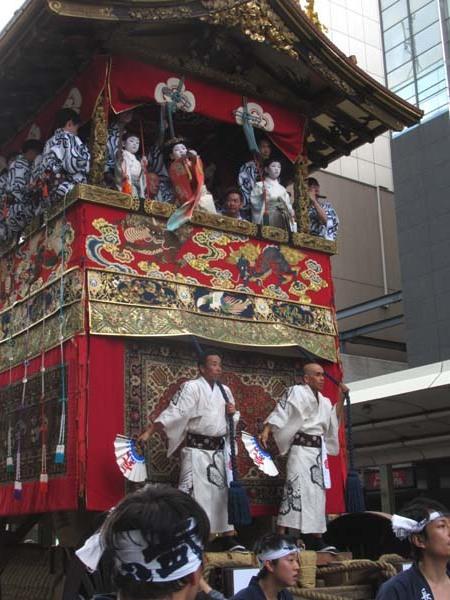 祇園祭 曳き初め_e0048413_21262573.jpg