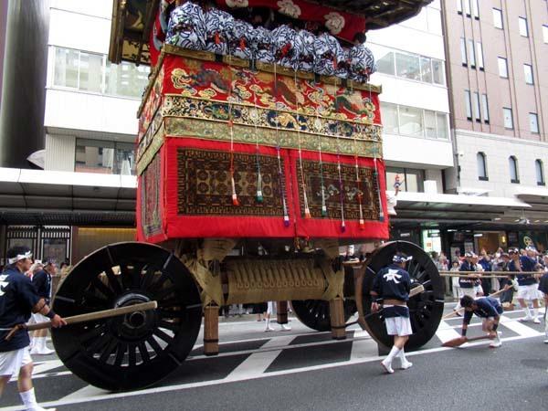 祇園祭 曳き初め_e0048413_21263030.jpg