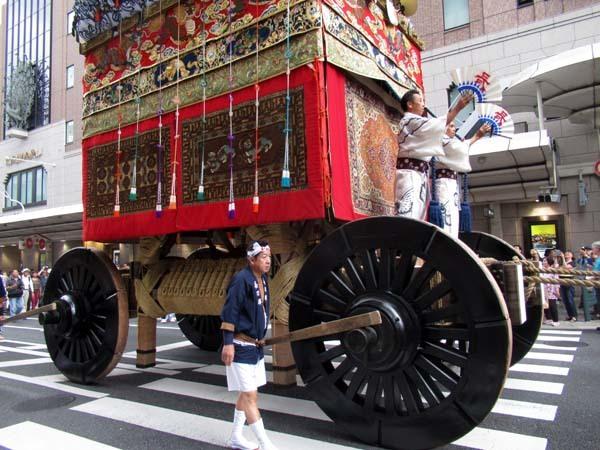 祇園祭 曳き初め_e0048413_21263449.jpg