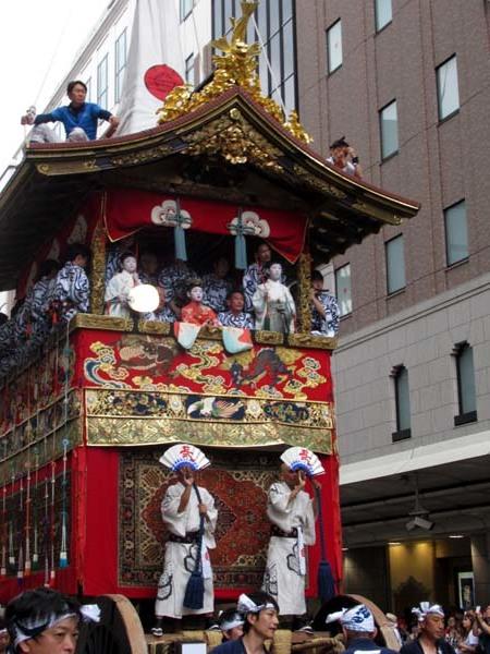 祇園祭 曳き初め_e0048413_21264408.jpg