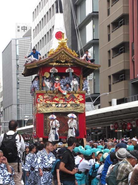 祇園祭 曳き初め_e0048413_21264933.jpg
