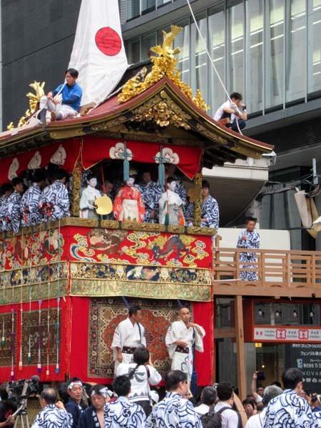 祇園祭 曳き初め_e0048413_21265340.jpg