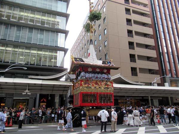 祇園祭 曳き初め_e0048413_21270303.jpg