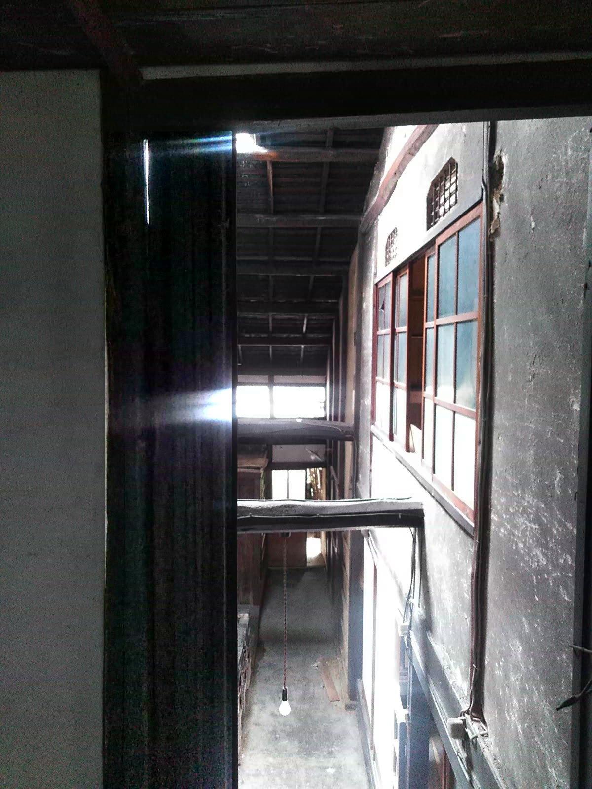 京町家の現場調査_e0360016_14124379.jpg