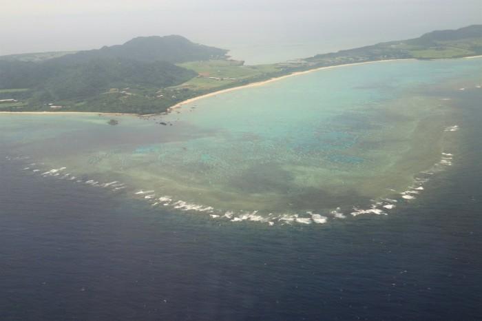 一夜しか咲かない「サガリバナ」を見に沖縄観光へ_d0150720_17373451.jpg